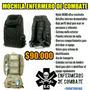 Mochila Enfermero De Combate, Morral Paramedico