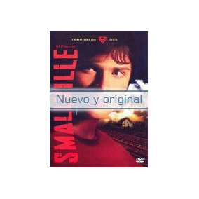 Dvd - Smallville: Segunda Temporada