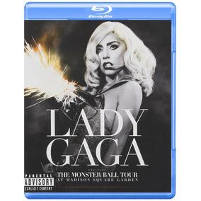 Lady Gaga - The Monster Ball Tour - Blu Ray - Importado