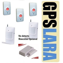 Sensor De Movimiento Para Alarma Casera 315mhz