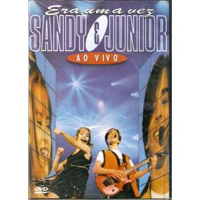 Dvd Sandy E Junior - Era Uma Vez Ao Vivo - Novo Lacrado***