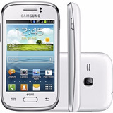 Samsung Galaxy Young Plus Tv S6293 4gb 3mp + Garantia