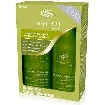 Inoar Kit Shampoo + Condicionador 250ml Argan Oil