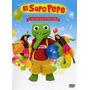 Dvd Original   El Sapo Pepe Y Mas Canciones De Sapolandia