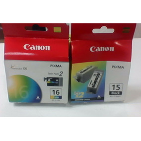 Cartucho Canon 15 ( Negro Twin Pack)