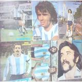 Posters Seleccion Argentina Futbol .revista Deportiva