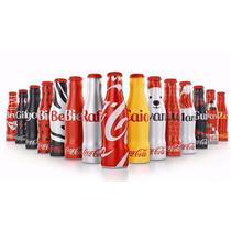 Mini Garrafinhas Da Galera Coca Cola 2015 - Venda Avulsa