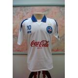 Camisa Futebol Bahia Salvador Ba Ccs Jogo Antiga 108