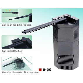 Filtro Interno Jp-092 350 L/h 110v Aquario Terrário Até 30 L