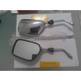 Espejos Retrovisor Universal Moto Horse1, Leon Jaguar,um,gn,