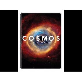 Dvd Cosmos: A Space Time Odyssey - Leg Em Port