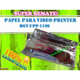 Papel Video Printer Upp 110 S
