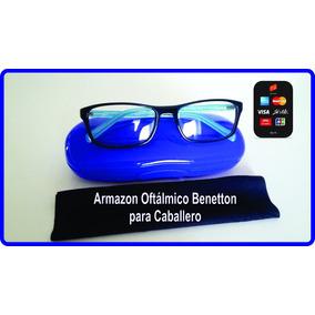 Lente Oftálmico Benetton Caballero