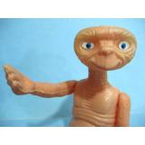 Muñeco E.t. El Extraterrestre Plastico Soplado