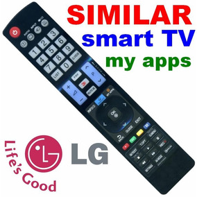 Cr P/ Tv Lg Ph4700 Ph6700 La6200 La6600 La6610 La6900 La7400