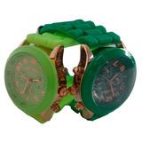 Reloj Geneva Modelo Hkwatch Pulsera Unisex Somos Tienda