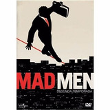 Mad Men 2ª Temporada Compl Lacrada Com 4 Dvds