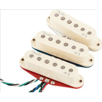 Captadores Fender N3 Noiseless - Trio, Novo, Pronta Entrega!