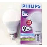 Lote De Lamp Led Philips 9 W X 24 Unidad