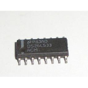 Circuito Integrado Ds26ls33acm - Ds 26ls33 Acm- Smd