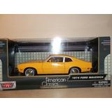 Motor Max 1/24 Ford Maverick 1974 Coupe American Classics