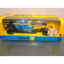 New Ray Renault F1 Team - 1:24