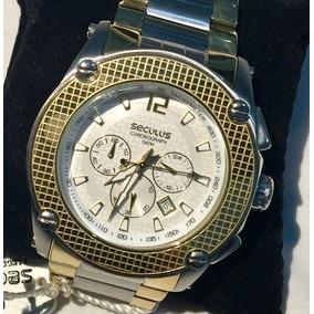 Relógio Seculus Chronograph Original