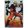 Poster Mural Pergaminho Em Tecido Anime Naruto Shippuuden
