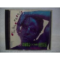Cd Technotronic- Trip On This- The Remixes- Importado