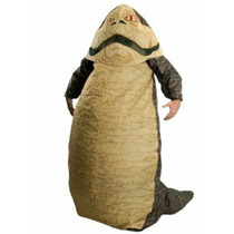 Disfraz Traje Jabba The Hut Inflable Para Adulto Unitalla