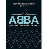 Abba Limited Edition 2 Dvd Platinum Original Nuevo Cerrado