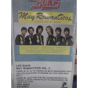 Los Bukis Muy Romanticos Kct