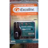 Protector Voltaje Exceline 220v Aires Acon. Alta Carga 36000
