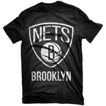 Camisa Camiseta Blusa Nets Brooklyn Swag Nba League