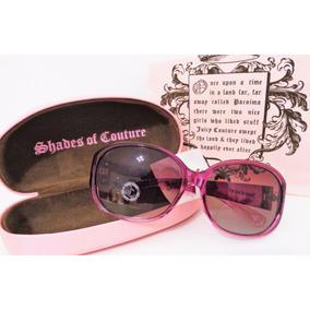 Juicy Couture Oculos De Sol Ajcn44001z &case Original Import
