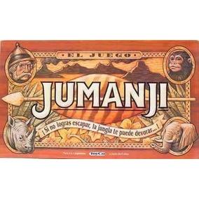 Juego De Mesa Jumanji