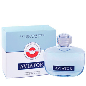 Perfume Aviator Authentic - Edt - 100 Ml Made In France