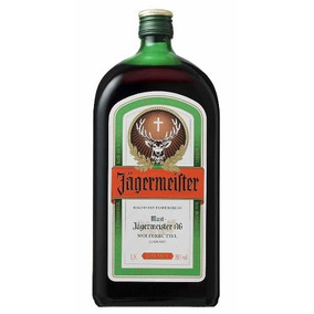 Licor Jagermesiter 710ml