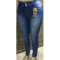 Calça Jeans Morena Rosa Pluszise Hotpants