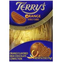 Chocolate Terry´s Sabor Naranja/leche *2 Chocolates Por $100