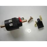 Electrovalvula De Corte Gnc Con Accesorios