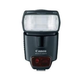 Flash Canon 2 Led 430ex Ii Sapata Speedlite E-ttl2 Eos Power