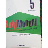 Multimanual 5 Bonaerense Recursos Para El Docente Santillana
