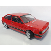Automodelo Volkswagen Gol 91 Ht 1/10 2.4ghz Rtr Combustão Rc