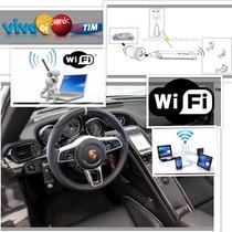 Internet Veicular Roteador Wifi Modem 4g Oi Tim Vivo Claro