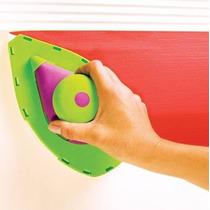 Kit Pintura Facil Point N Paint Pad Pro Rolo