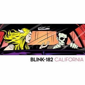 California - Blink-182 - Cd - Nuevo (16 Canciones)