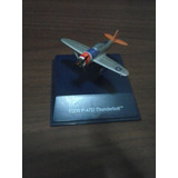 Avion Militar Thunderbolft P-47d Escala 1/200