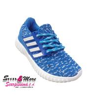 Zapatos Para Ninos Twins Xr001 Azul