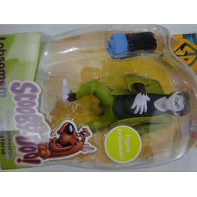 01 Boneco Turma Scoobydoo Monstros Lobisomem